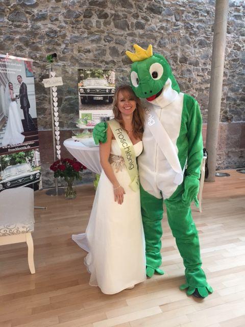 Froschkönig Hochzeitsmesse