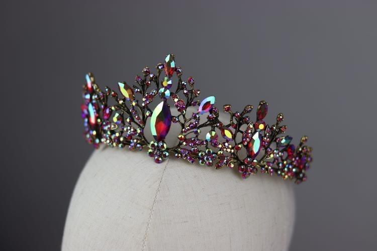 Tiara oder auch Krone